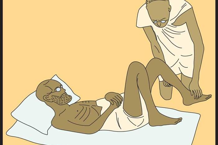 Leprosy ayuvedadosha