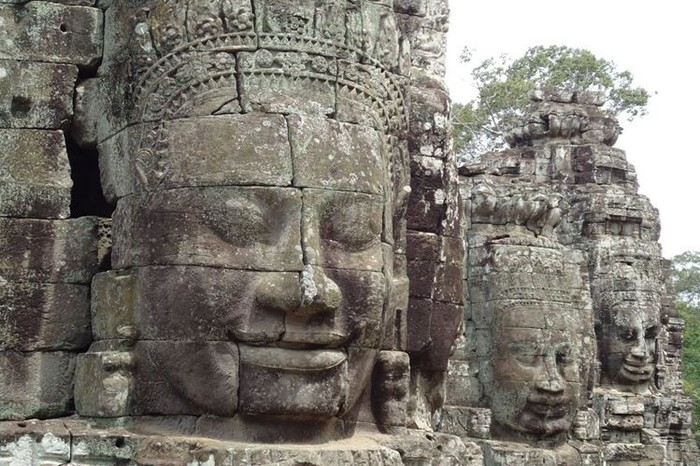 Angkor Wat, Cambodia, one of Ant On The Globe's destination.