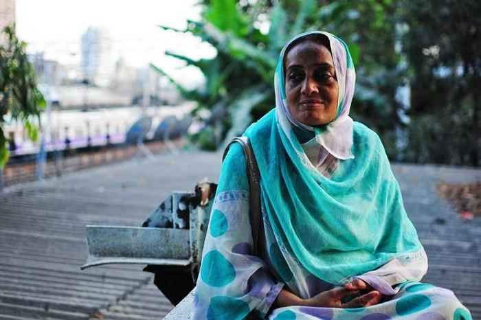 Saheeda Sheik, Mumbai