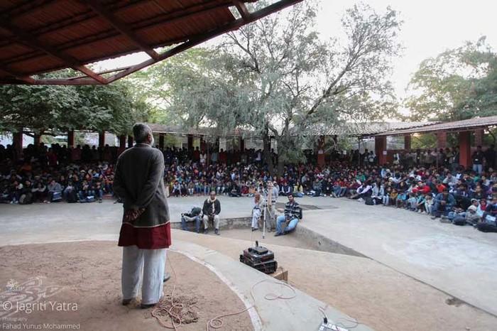 Tilonia Barefoot College.