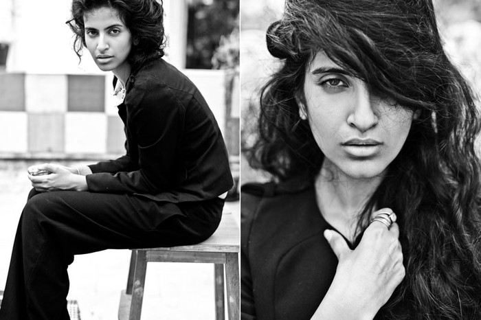 Priyanka Kochhar, New Girl in Town editorial.