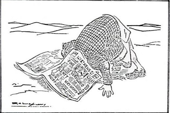 Resistance cartoon by R.K. Laxman, December 1976. Reproduced from Satyavani, an underground newspaper published in New York and London during the Emergency.