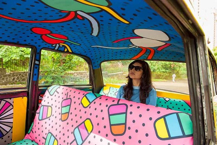Shweta Malhotra's designs for Taxi Fabric