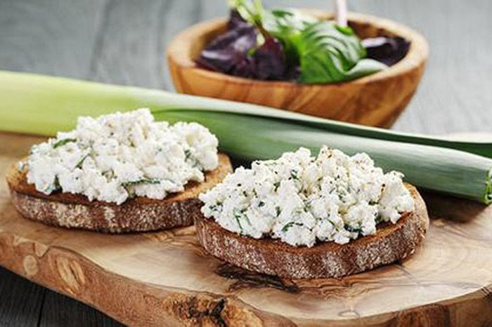 ABC Farm's Ricotta cheese