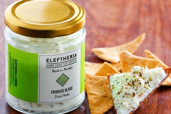 Eleftheria's Fromage Blanc