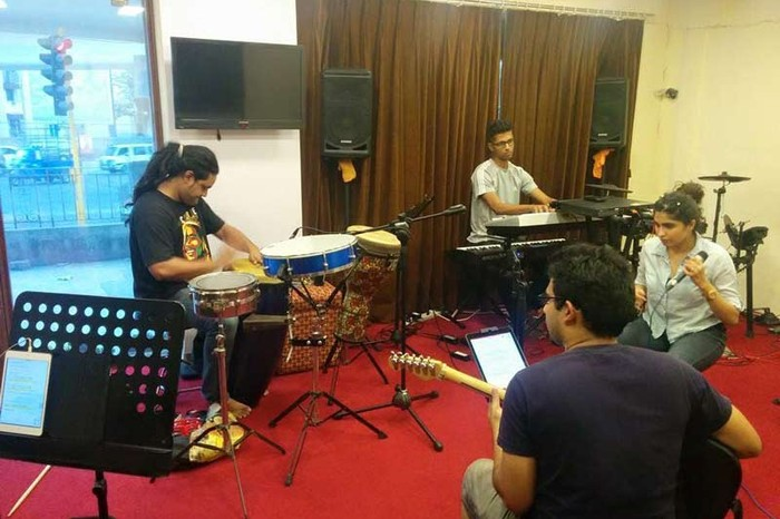 11 Jam Rooms In Mumbai Providing Space For Musicians To Practice