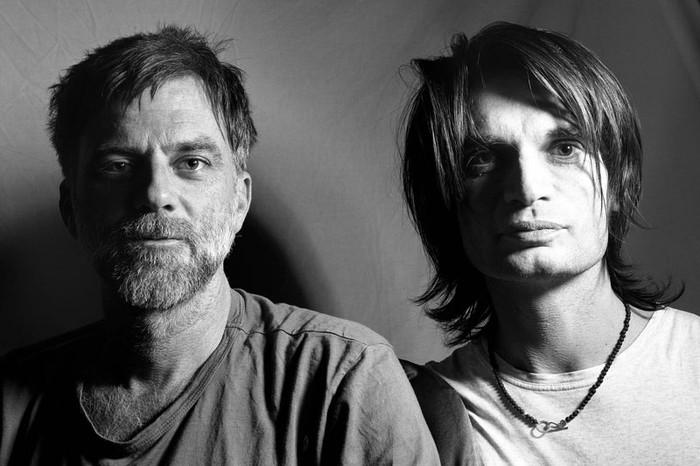 Paul and John Greenwood
