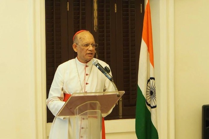 Archbishop Cardinal Oswald Gracias. Image source: Archdiocese of Bombay