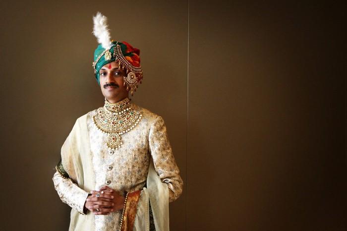 Manvendra Singh Gohil. Image source: Huffington Post