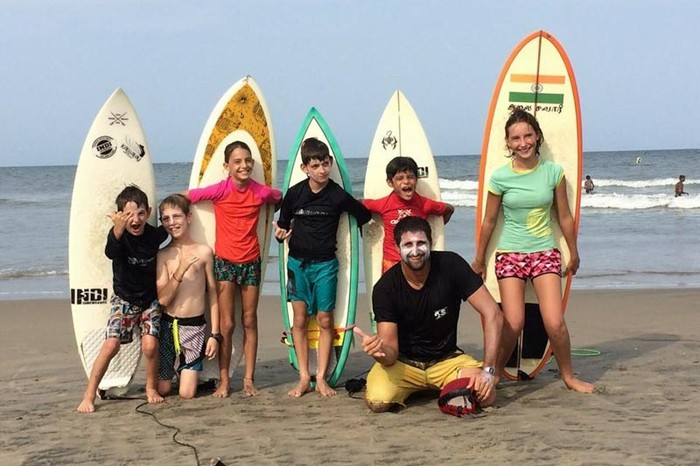 Image Source: Kalialay Surf School