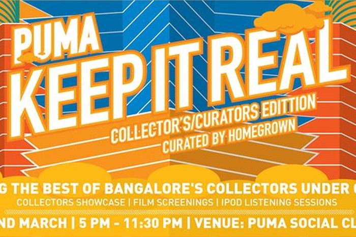 Fan made artwork for #KeepItReal Collectors & Curators Edition by Ishan Rathod