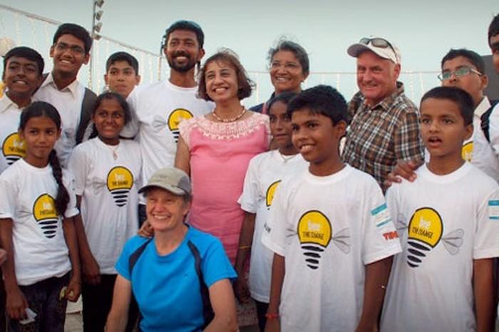 Lynn De Souza, Meenakshi Menon, India, Children, NGO