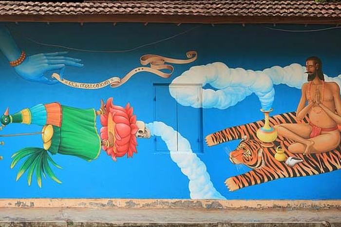 Stunning Murals By International Graffiti Artists Across