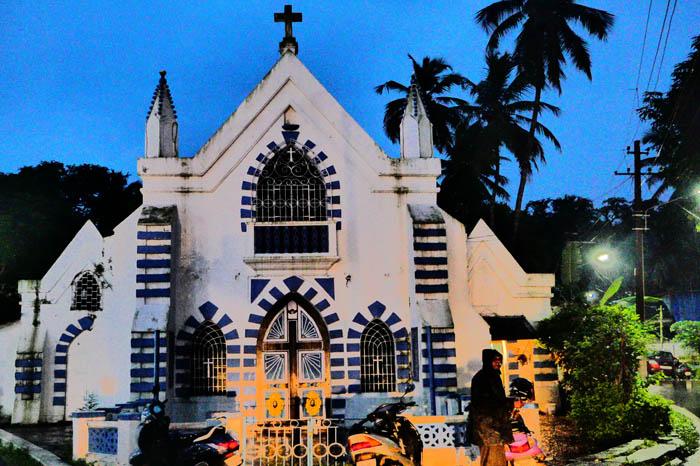 Remedios Chapel (Image source: Julian Manning)