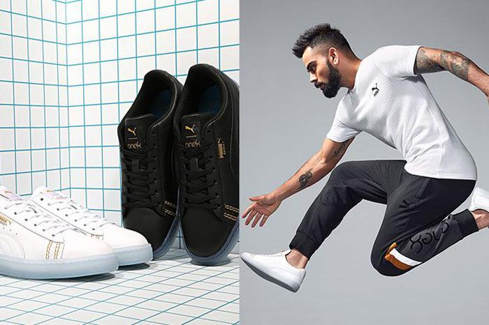 33d9b020190 Batting For The Streets – Virat Kohli x Puma s New Sneaker Launch Is A Bold  Collaboration