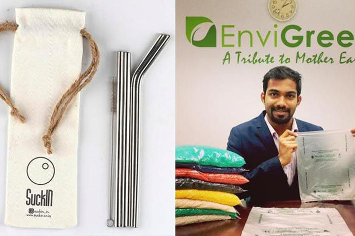 Indian Entrepreneurs That Are Creating Eco-Friendly
