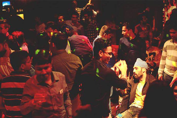 Inclov meet up at Kitty Su, New Delhi. (Image source: Inclov)