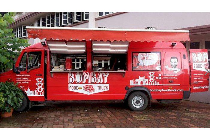 The Bombay Food Truck