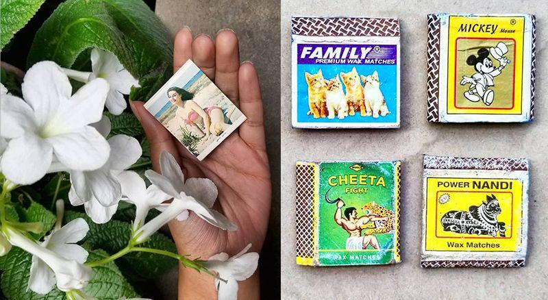 An Instagram Project Documents Indian Histories Through Matchbox Art - Homegrown