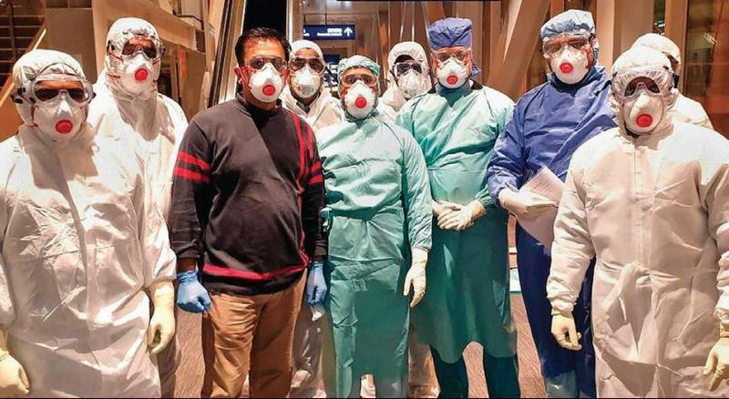 Coronavirus In India: Doctors Flight Attendants Forcibly Evicted By Scared Landlords