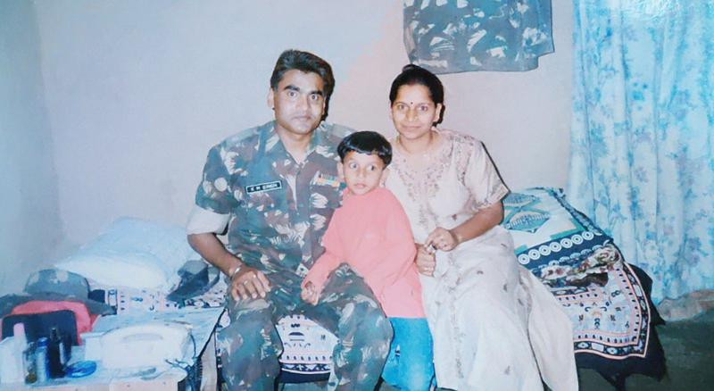 """"""" Where Are You From?"""": Growing Up As An Army Kid"""