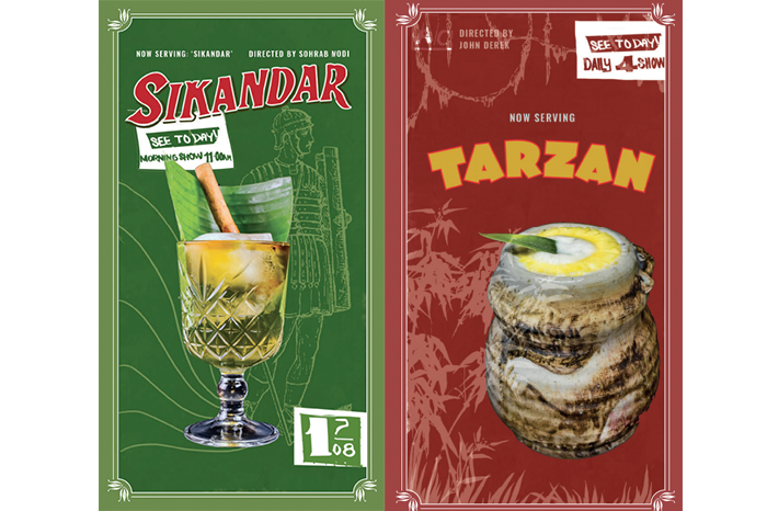 Cocktail posters from Talkies Of Bombay– A Forgotten Secret