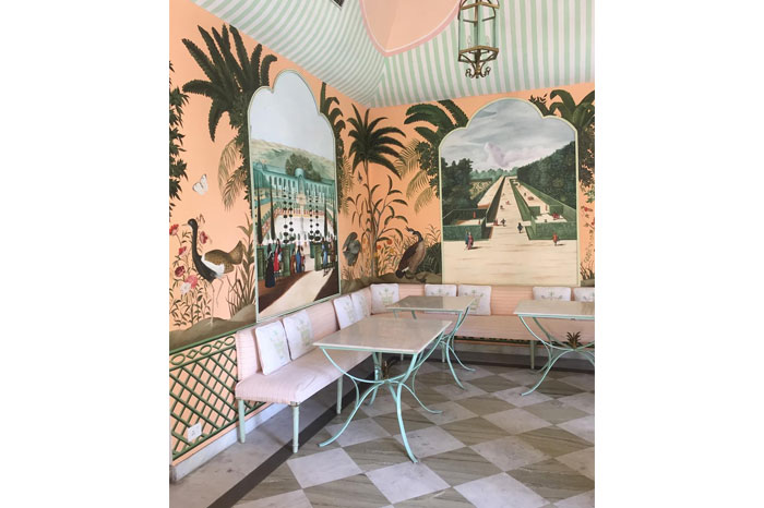 Cafe Palladio. (Image source: Instagram)