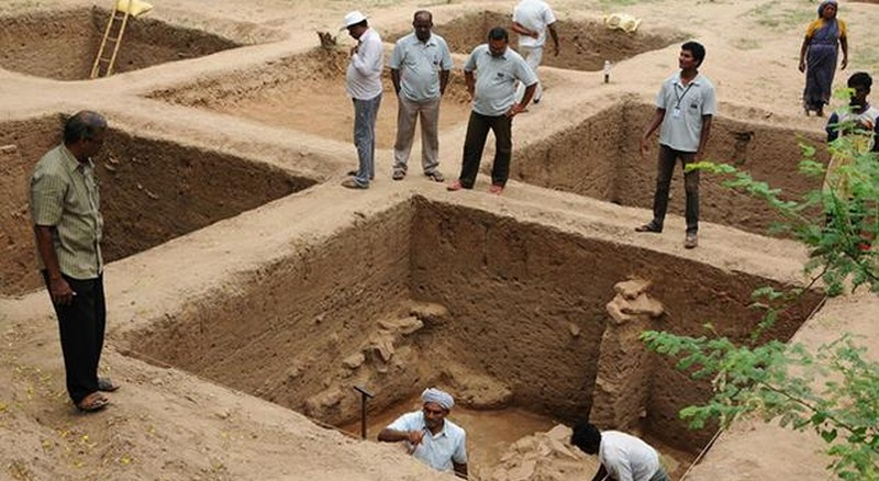 3000 Year Old Harappa Like Settlement Unearthed At A