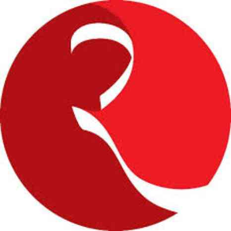 Logo for Rupa Publications, designed by Satyajit Ray