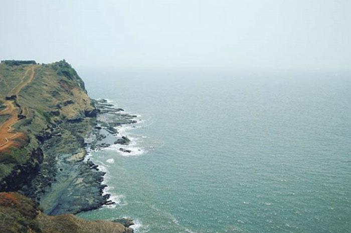 View from the Bhagwati Fort. Image Credit: Devyani Nighoskar