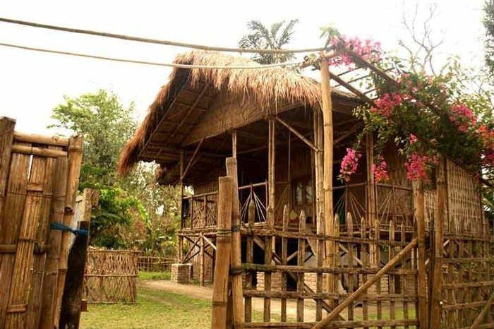 La Maison De Ananda, Assam. Image source: thegreenpastures