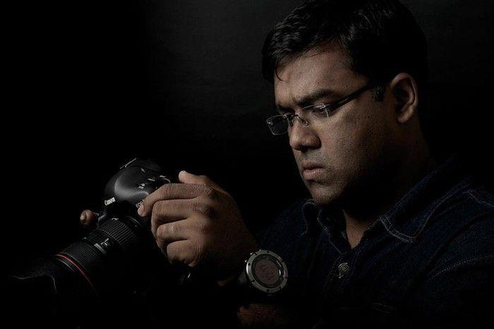 Photograph of Jayanth Sharma