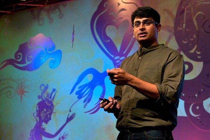 Photograph of Kalyan Verma