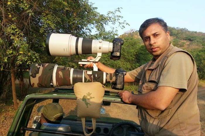Photograph of Sudhir Shivaram