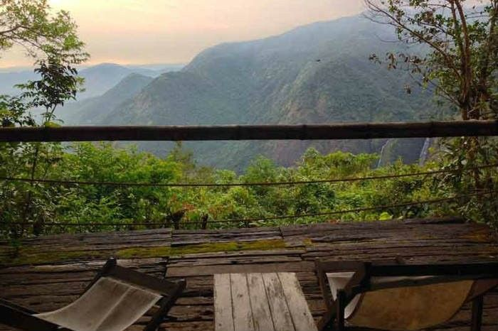 Wildernest Nature Resort, Goa. Who will want to miss a view like this?