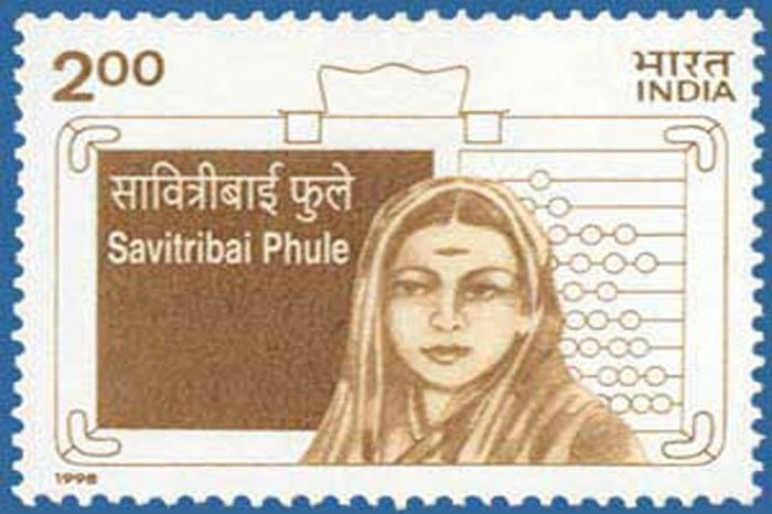 Stamp issued by government of India in her honour