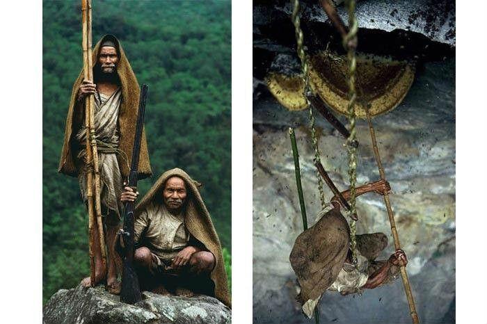 The Gurung Tribe. Image Source: Eric Valli