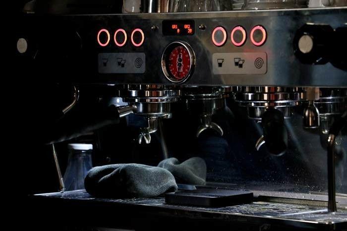The Barista Machine