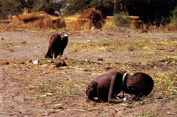 Photographed by Kevin Carter