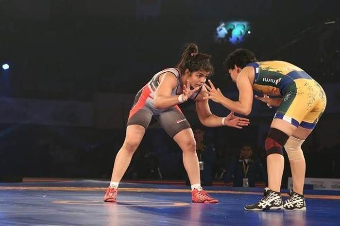 This Coach In UP Is Training Female Wrestlers For The Olympics