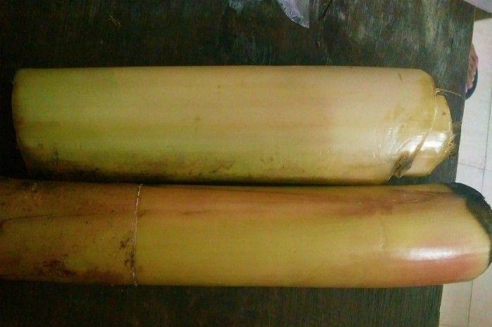 Banana Stems