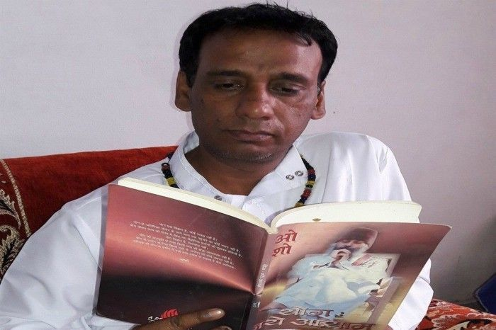 Umesh Rohit loves to read in his free time