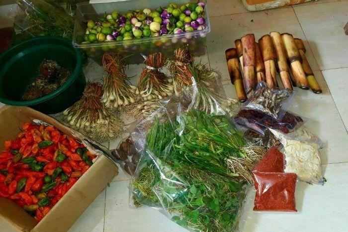 Fresh Produce at Perfect Marketing; Image Source: Aking Zimmick