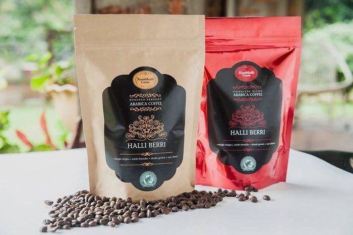 Halli Berri Coffee Pouches