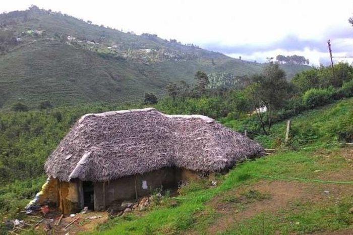 Eco friendly house in Kodaikanal, India