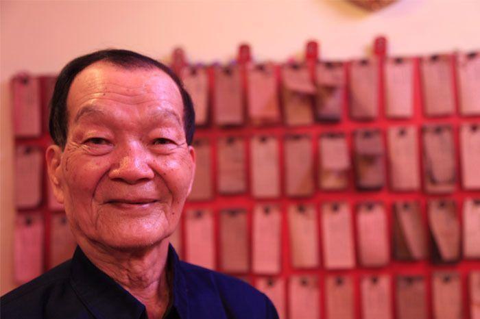 Liao Hung Tsing. Photo by; Rashi Arora