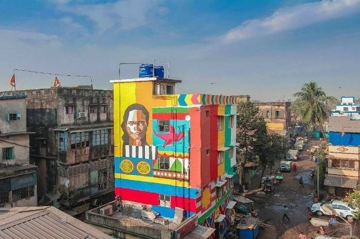 This Kolkata Mural Honours The Sex Workers Of Sonagachi - Homegrown