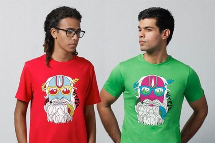 1bb580aa8f2d 9 Unconventional Indian T-Shirt Companies That Are Changing The Game ...