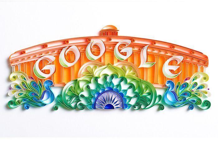 Sabeena Karnik's Independence Day 2017 Google Doodle