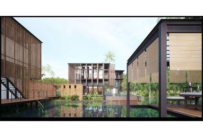 Courtesy of Architecture BRIO